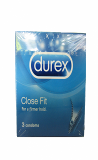 Bao Cao Su Durex Close Fit