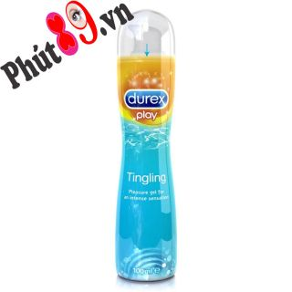 Gel Bôi Trơn Durex Play Tingling 100 Ml
